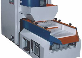 Centrifugal Barrel Abrasives Machine - Centrifugal Finishing Machine