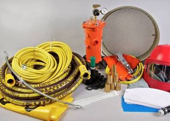 Blasting Equipment Spare Parts - Blasting Protective Safety Equipment
