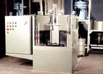 Industrial Abrasive Spindle Blast Systems & Blaster Machines
