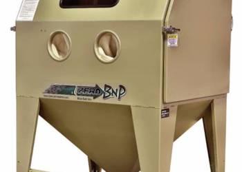 Wet Abrasive Blast Cabinet - Abrasive Slurry Blasting Equipment ...